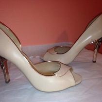168 Nina Originals Selma Nude Rose Gold Heels New Women Shoes Sz 7.5m Nwob Photo