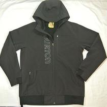 178 Burton Dry Ride Snowboard Waterproof Softshell Ski Snow Jacket Coat Mens Xl Photo