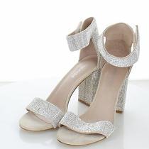 18-23 New 160 Women's Sz 8 M Jeffrey Campbell Lindsay Embellished Heel Sandal Photo