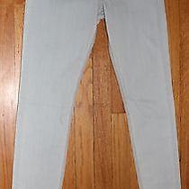 185 Rag & Bone White Water Skinny Jeans Sz 29 Photo