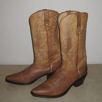 1883 Lucchese Charlie 1 Horse I4508 Tan Beige Mad Dog Boots Size 10.5 B New  Photo
