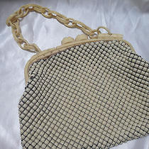 1940s Alumesh Celluloid Purse  Whiting and Davis - Price Reduced Photo