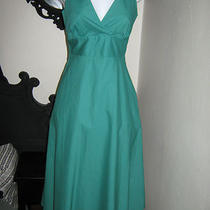 1950's Style Pinup Rockabilly Aqua Dress Modcloth Style Photo