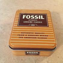 1954 Fossil Authentic Genuine Classic Watch Photo