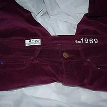 1969 Modern Stretch True Skinny Cords Photo