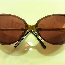 1970-S Cartier Vintage Antique  Sunglasses Pink/burgundy Photo