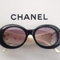 1970s Vintage Rare Chanel Oversized Sunglasses 100% Authentic Side Logo (Htf) Photo
