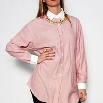 1980s Dkny Cotton Oxford Shirt Photo