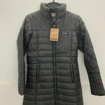 199 New w's Patagonia Forge Grey Radalie Parka Jacket Sz Xs Extra Small Photo