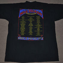 1999 Atlanta Music Midtown Shirt Mojo Nixon Wilco Iggy Pop Outkast Large Photo