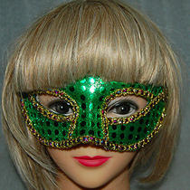 1pcs Masquerade Party Fantasy Masks Weddings Ladies Halloween Venice High-End Photo