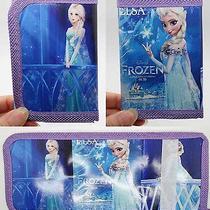 1x Disney Cartoon Fantasy Folding Frozen Purses Wallets Children Gifts F595 Photo