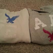 2 American Eagle Hoodies Photo