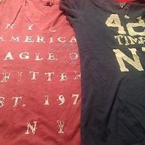 2 American Eagle Xxl Shirts Photo