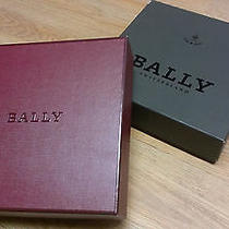 2 Bally Gift Boxes Photo