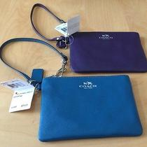 2 Coach Wristlets for Less Than the Price of One Photo