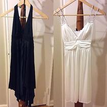 2 Cocktail Evening Dresses Lot