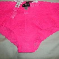 2 Cosabella Women's Trenta Lowrise Hotpant Panty Trent0721 Shocking Pink S/m Photo
