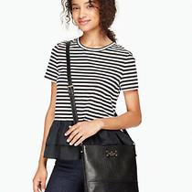 2 P Kate Spade Black Leather Purse & Wallet Matching Set Bay Street Cora & Stacy Photo