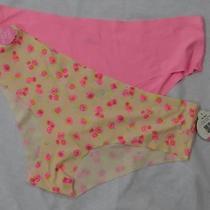 2 Pack of Women Xoxo  Panty Briefs Sz Xl  Tn127  Nwt Photo