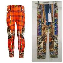 2 Pair Camilla Kids Leggings Size 8  the Ringleader  Tartan Trance   Photo