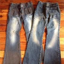 2 Pair Very Small Vintage Jeans Size 0 1 Bella Dahl Jeans Other Not Marked Photo
