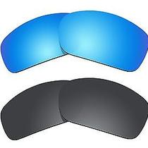 2 Pairs Bvanq Polarized Lenses Replacement S1 for-Oakley Scalpel Sunglasses  Photo