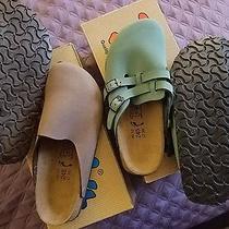 2 Pairs Womens Birkenstock Sandals - Brand New Photo