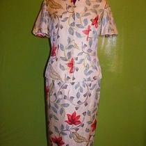 2 Pc. Floral Dress Photo