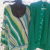 2 Pcs Seat   Blouse and Vest  by Travel Elements   Excellent  Condition       Photo
