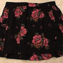 2 Pcs. Set of Skirt Size L From Wet Seal and Aeropostale Photo