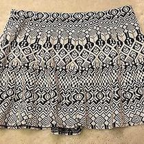 2 Piece Skirt Set From Aeropostale Size Xl Black and White Photo