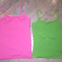 2 Tank Tops Size Small Photo