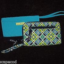 2 Vera Bradley Wallets - Both Wristlets  - Super Deal - Buy One Get One Free Photo