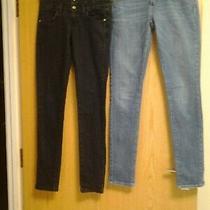 2 X Ladies Size 6 Jeans. Topshop Levis  Bundle Photo