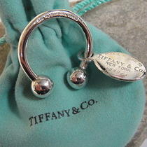 2001 Tiffany & Co. Sterling Silver