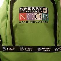 2012 Green Nood Backpack Photo