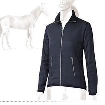 2014 900 Hermes Warm Up Fleece Jacket Golf Sport Plomb Brown Sz S M Nwt Bag Photo