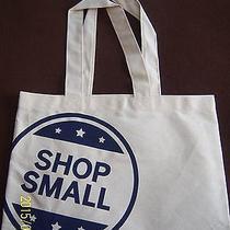 2014 American Express Shop Small Saturday100% Cotton Tote Bag by Rebecca Minkoff Photo