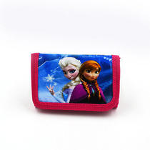 2014  Hot Disney Cartoon Fantasy Frozen Purses Wallets Children Gifts Kj-116 Photo