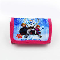 2014  Hot Disney Cartoon Fantasy Frozen Purses Wallets Children Gifts Kj-118 Photo