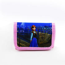 2014  Hot Disney Cartoon Fantasy Frozen Purses Wallets Children Gifts Kj-119 Photo