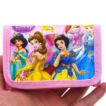 2014 Hot Disney Cartoon Fantasy Frozen Purses Wallets Children Gifts Multi Color Photo
