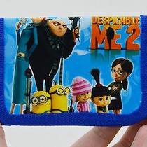 2014 Hot Disney Cartoon Fantasy Naughty Purses Wallets Children Gifts Qb-125 Photo