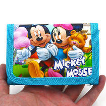 2014 Hot Disney Cartoon Fantasy Naughty Purses Wallets Children Gifts Qb-114 Photo