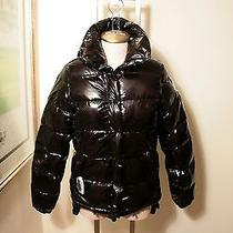 2014 Moncler Clairy Lacquer Short Down Coat Jacket in Size 3 Bnwt Sold Out Photo