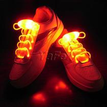 2015 Vogue Led Light Up Glow Night Dark Party Shoelaces 3 Modes on Strobe Shine Photo