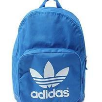 2015adidas Adicolor Backpack Classic Trefoil Logo Blue/white College School  Photo