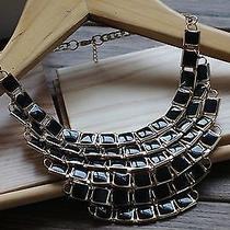 21cmx20cm Metal Necklace Fake Collar 1pcs Item No 13371 Photo