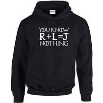 225 Rlj Hoodie Game Spoiler Alert Thrones Tv Show Fantasy New All Sizes/colors Photo